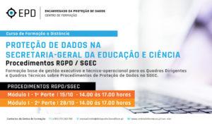 Procedimentos RGPD - SGEC